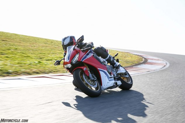 A short summary of the CBR1000RR and CBR1000RR SP: they are great motorcycles with a few glaring flaws. Thankfully, those flaws come down to software and not hardware. Meaning some rearranging of the ones and zeros has the potential to transform Honda's flagship production sportbike.