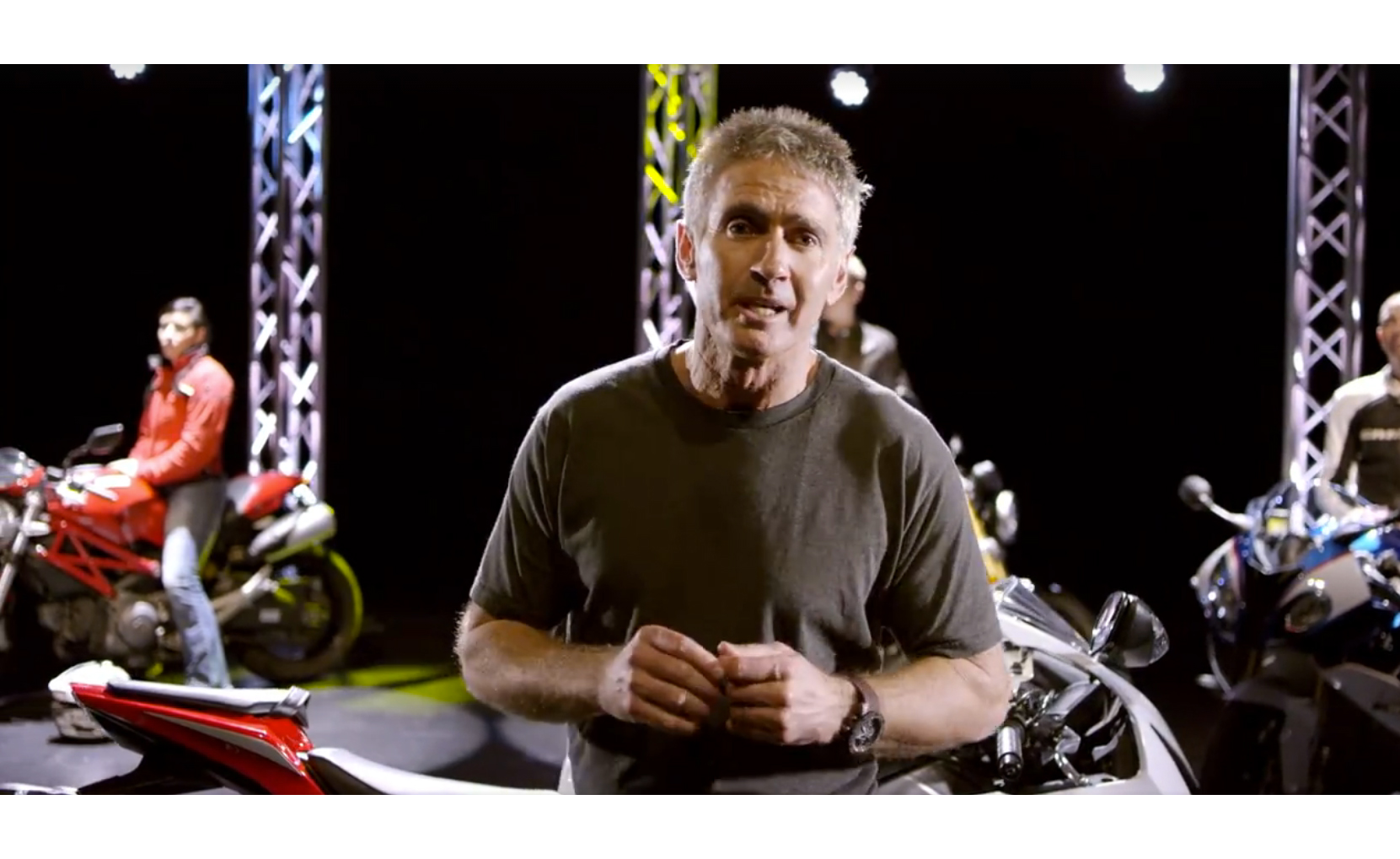 Cornering Tips For Road Riders, From Mick Doohan