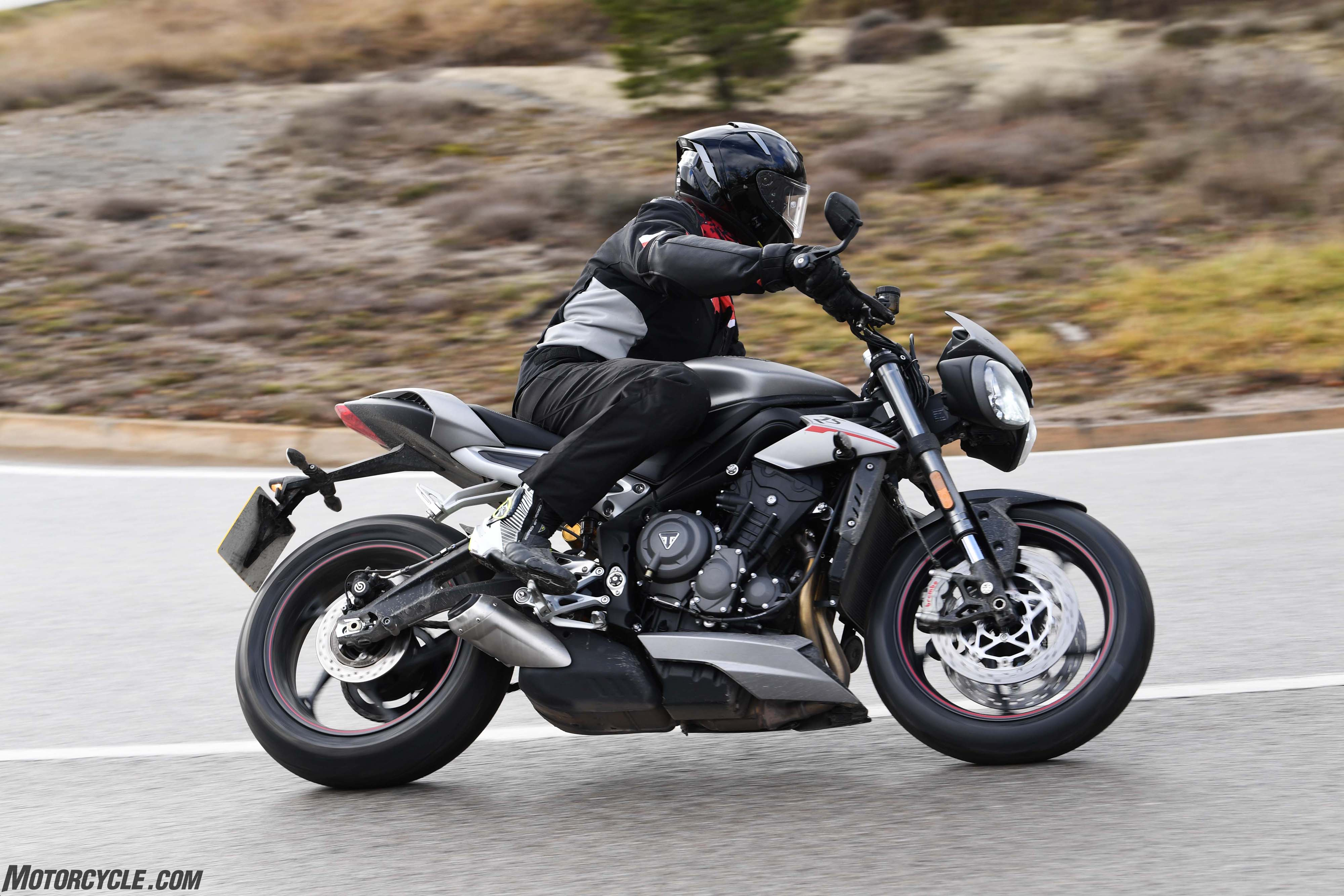 2017 Triumph Street Triple Rs Review First Ride
