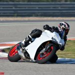 2017 Ducati Supersport S action