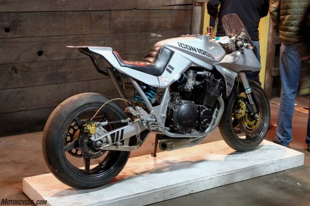 This resto-modded Katana is a tasty creation of the Icon apparel crew.