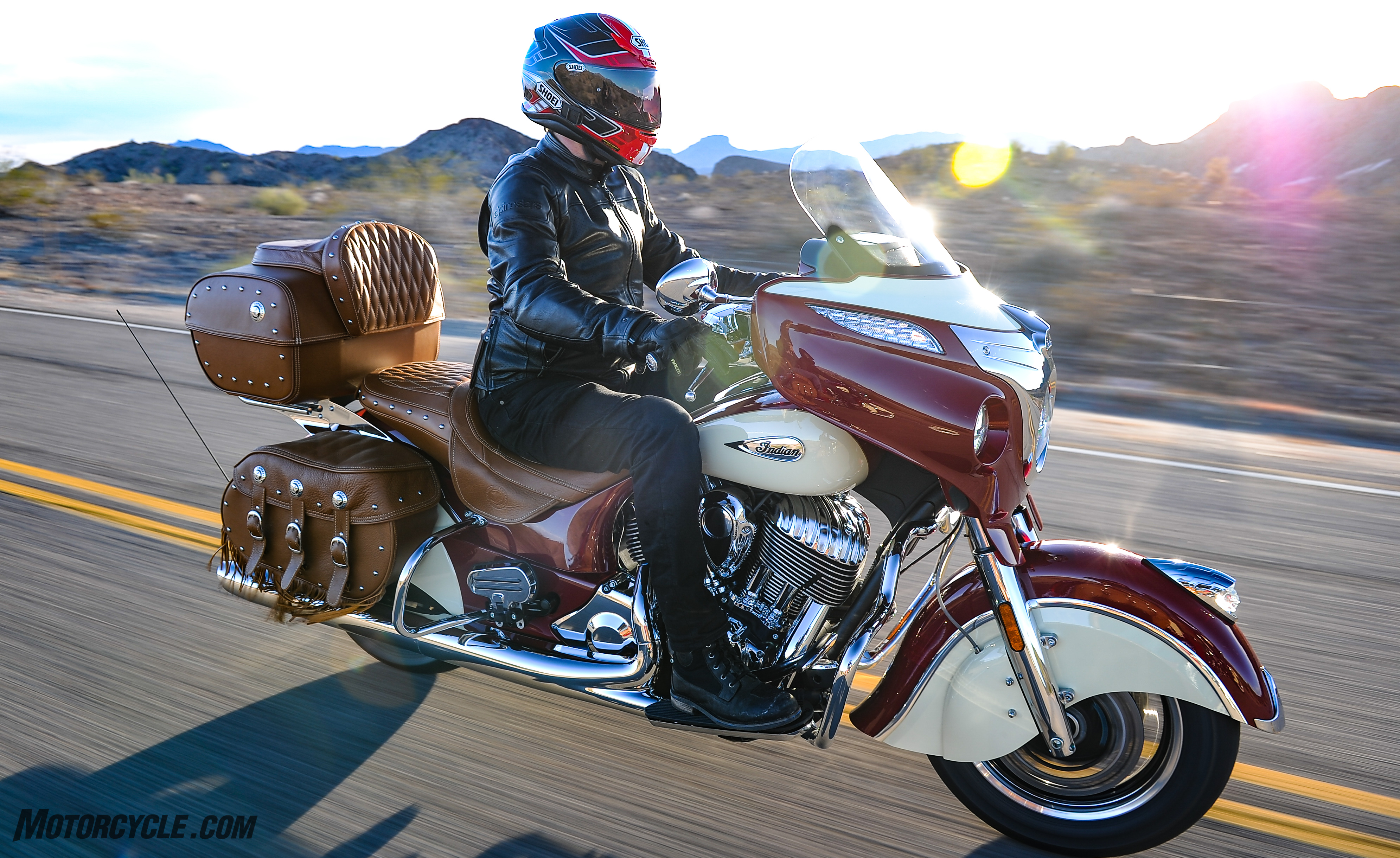 2017 Indian Roadmaster Classic Review First Ride