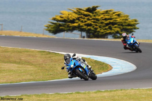 Phillip Island, Australia. There's probably places to pet cute little koalas nearby, but that's not what brought me to Oz. Rather, it was this fantastically flowing and scenically captivating 2.76-mile track set along the shoreline of the Southern Ocean.