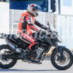 2018 KTM 790 Duke Spy Shots