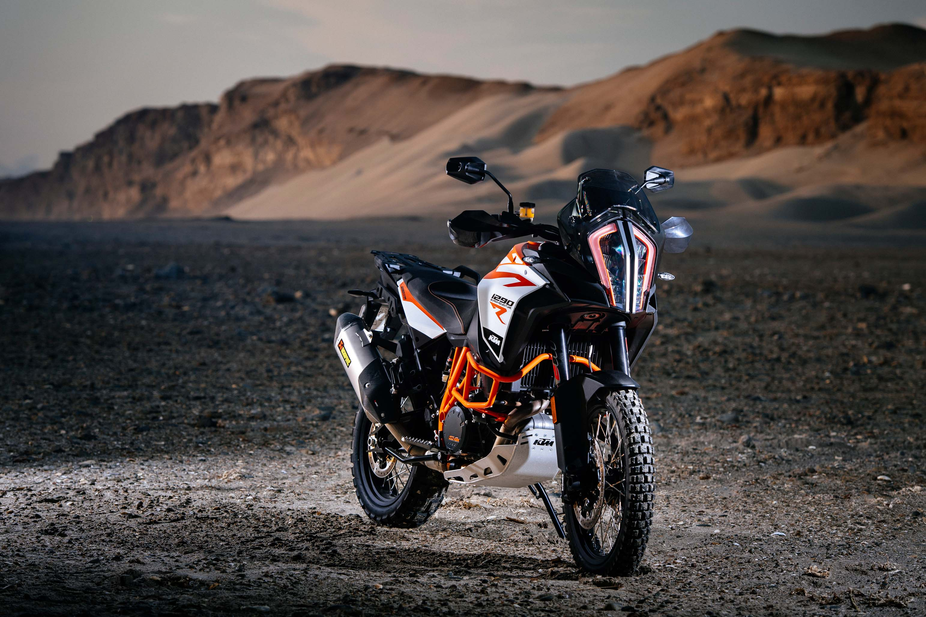 2017 Ktm 1290 Super Adventure R Review First Ride