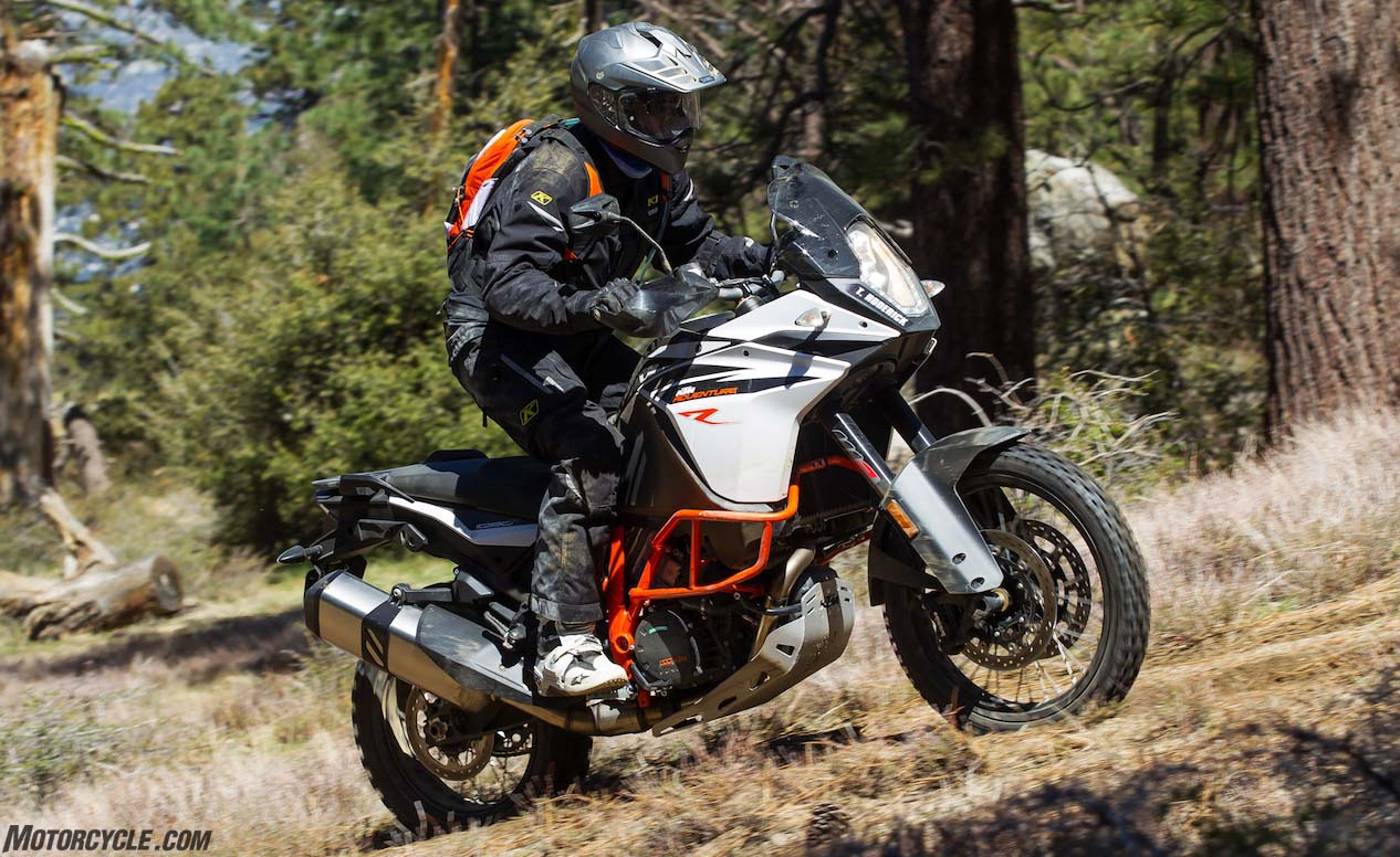 2017 Ktm 1090 Adventure R Review First Ride
