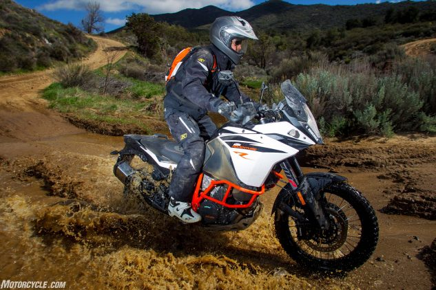 033017 2017 Ktm 1090 Adventure R Boot9963 Dirt Road