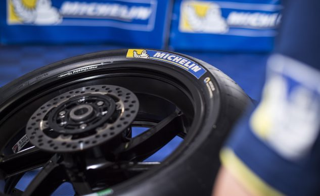 Michelin MotoGP Tires