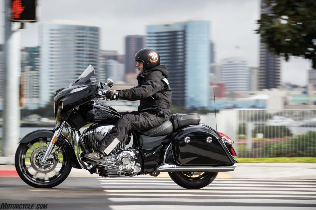 2017 Indian Chieftain Limited black