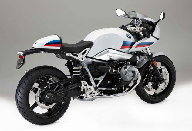 The Best Motorcycles for Millennials: BMW R nineT Racer