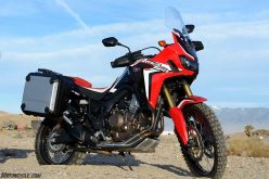 2017 Honda Africa Twin Manual