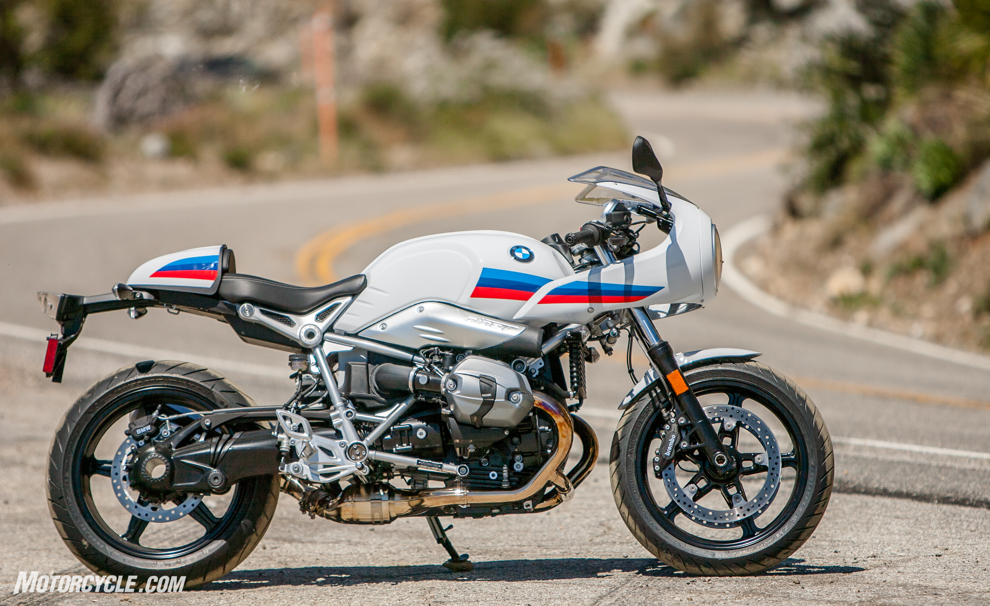 2017 Bmw R Ninet Racer Review First Ride