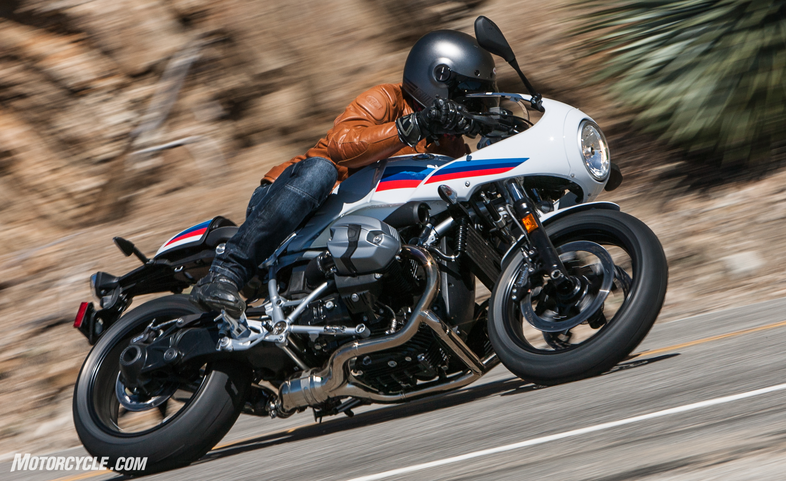 2017 BMW R nineT Racer Review – First Ride