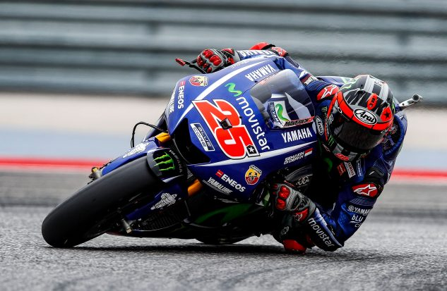 The DNF dropped Maverick Viñales out of the points lead but he remains second by just six points and remains one of the favorites to take it all.