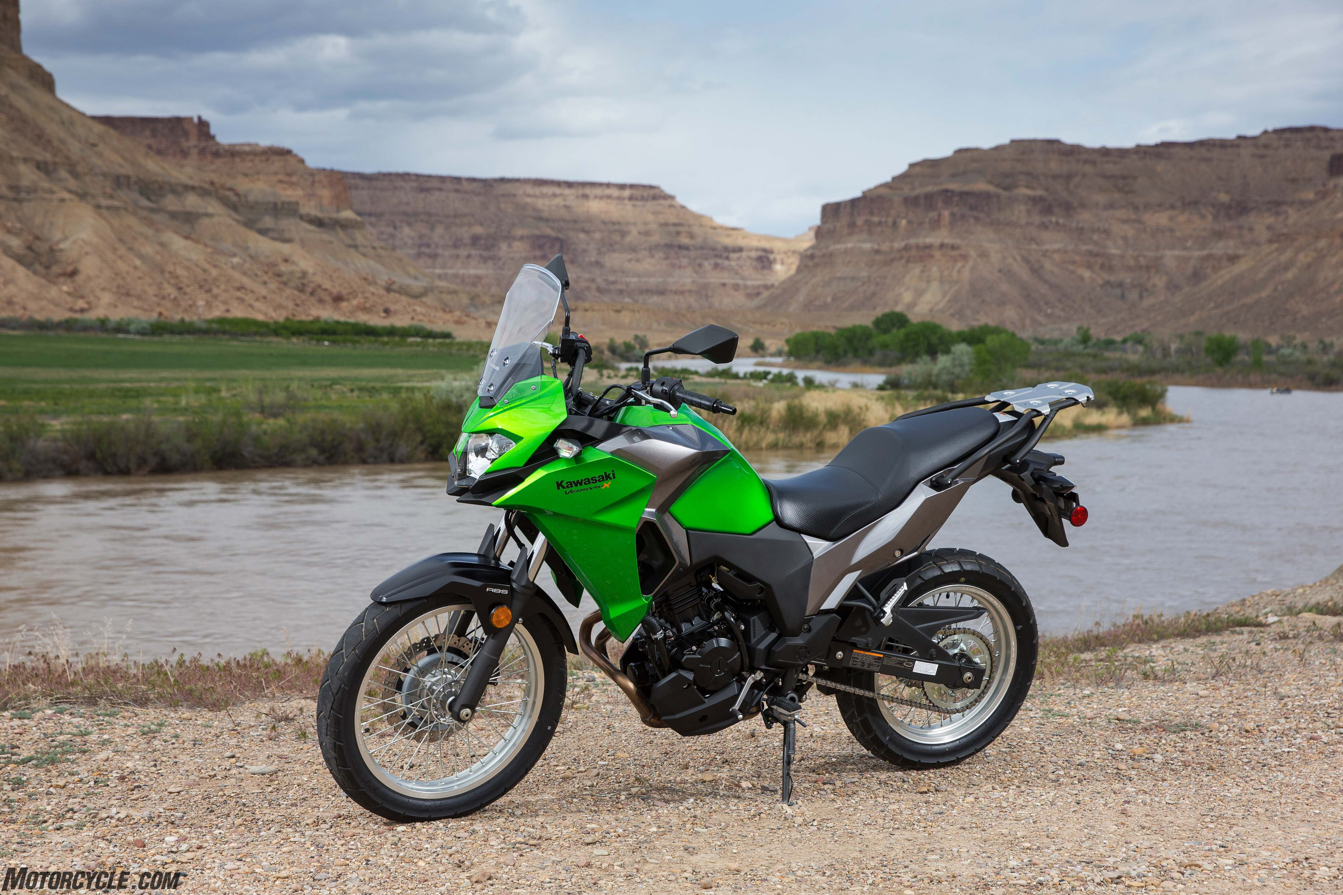 2017 Kawasaki Versys X 300 Abs Review
