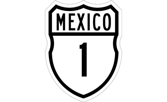 Mexico Federal Highway 1