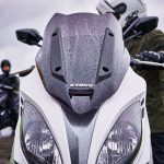 2018 Kymco Xciting 400i front