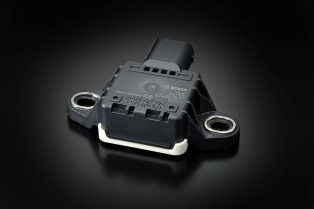 2018 V-Strom 1000 and 1000XT Bosch five-axis inertial measurement unit…