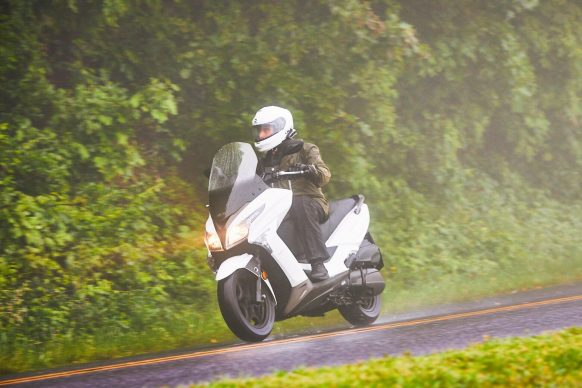 2018 Kymco Xtown 300i ABS Review - First Ride