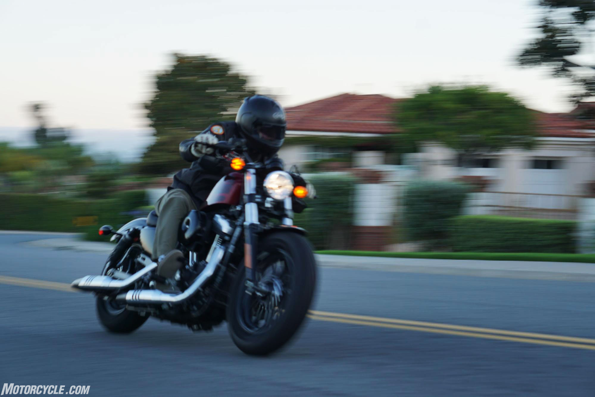 2017 Harley-Davidson Forty-Eight Sportster Review
