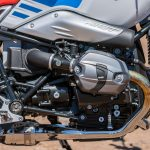 2018 BMW R nineT Urban G/S Review engine