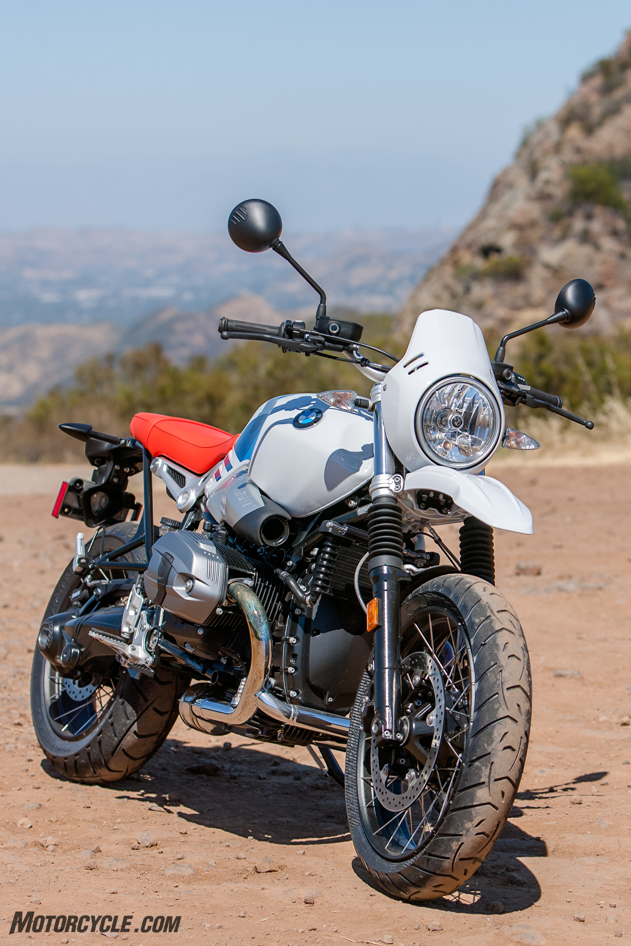 2018 BMW R nineT Urban G/S Review – First Ride
