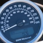 2018 BMW R nineT Urban G/S Review speedometer