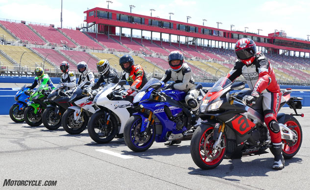 Best superbike for the track