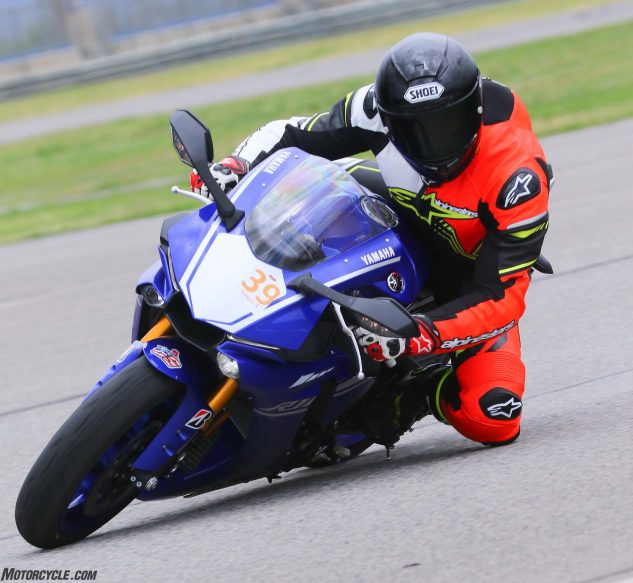 For this test we chose the standard YZF-R1, but for $1,700 less you can purchase a YZF-R1S. The differences are minimal, and for the average recreational rider, the money saved could buy a lot of trackdays. At the other end of the price spectrum ($21,990) is Yamaha's YZF-R1M that comes with Öhlins Electronic Racing Suspension (ERS) – nice!