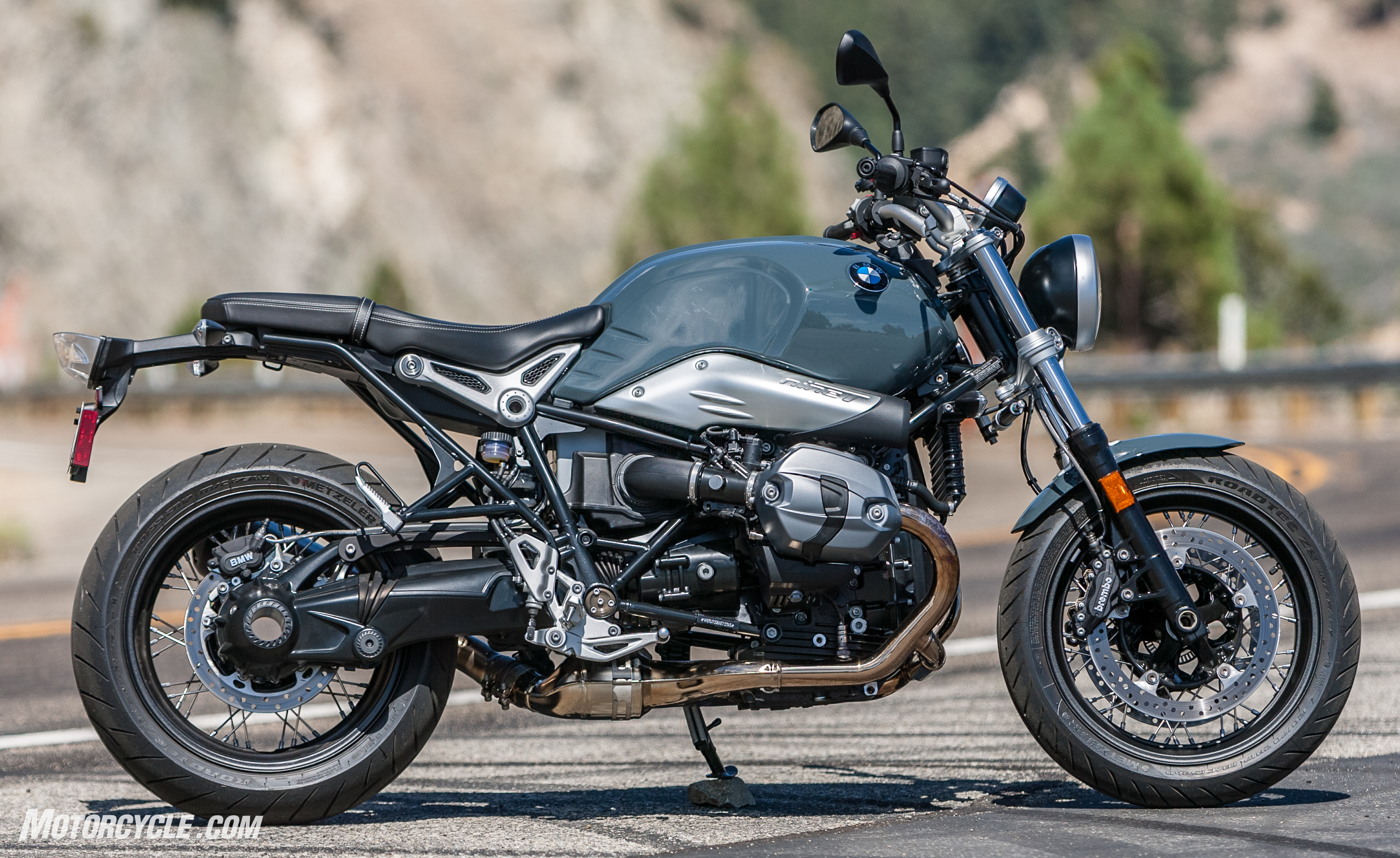 2017 BMW R nineT Pure Review