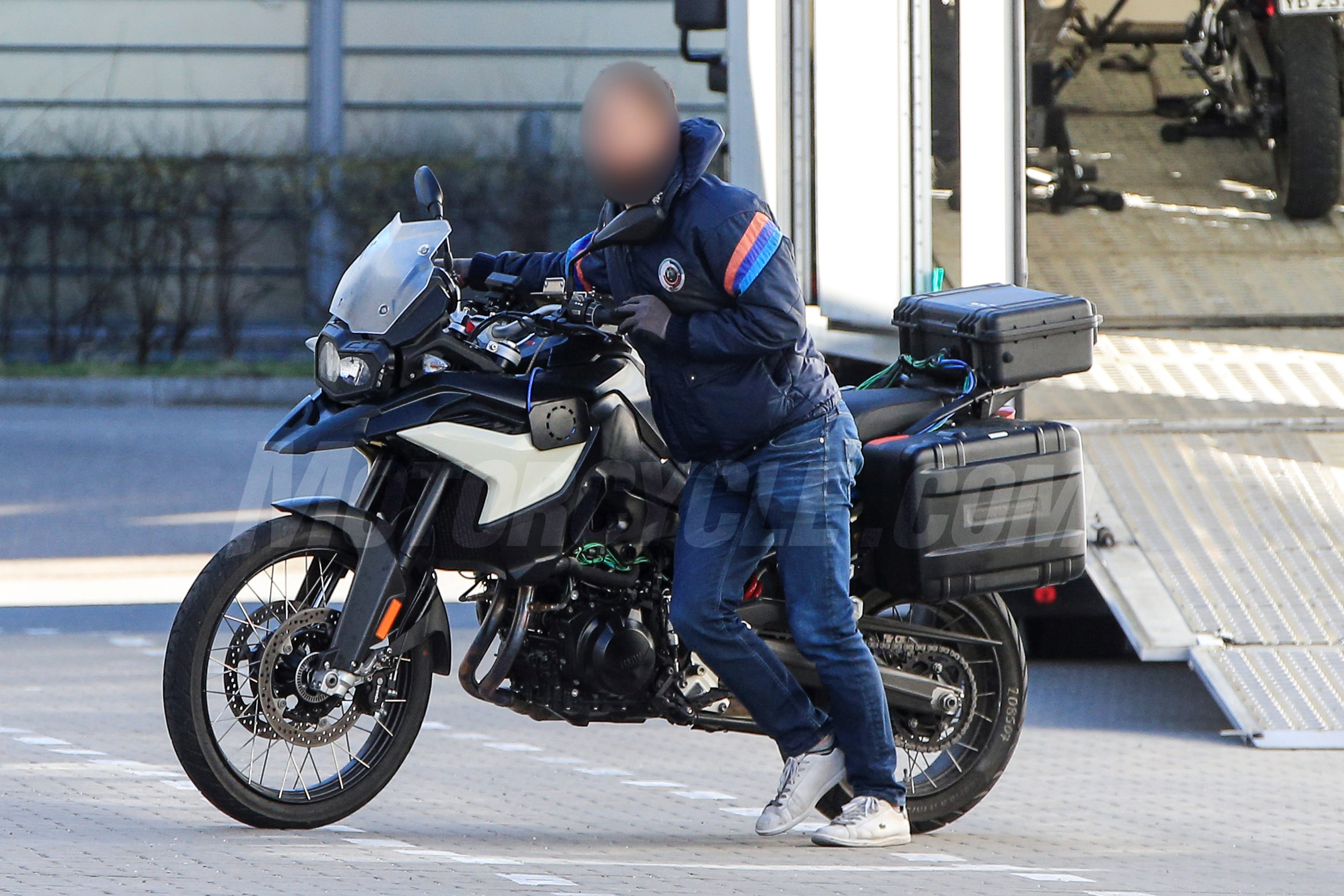 2018 Bmw F800gs Replacements Bmw F900gs And F750gs Spied