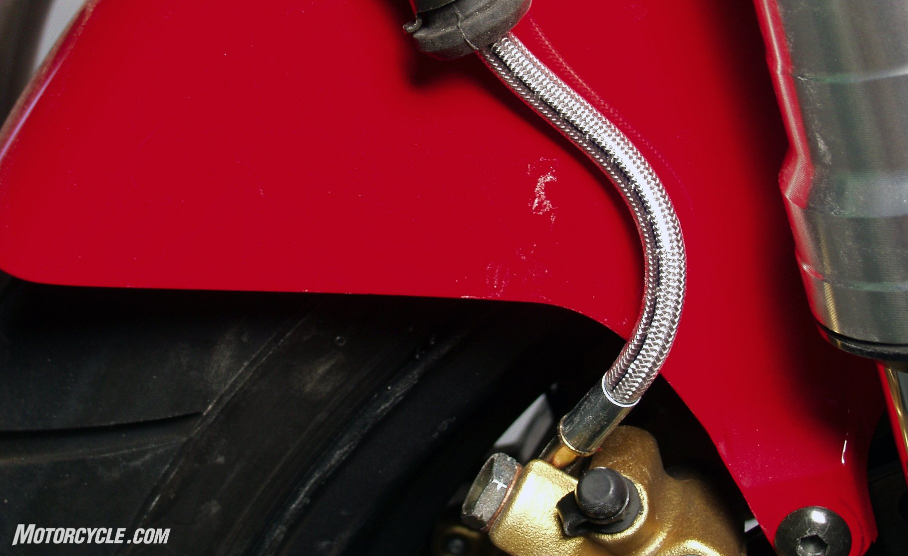 MO Wrenching: How To Install Braided Steel Brake Lines
