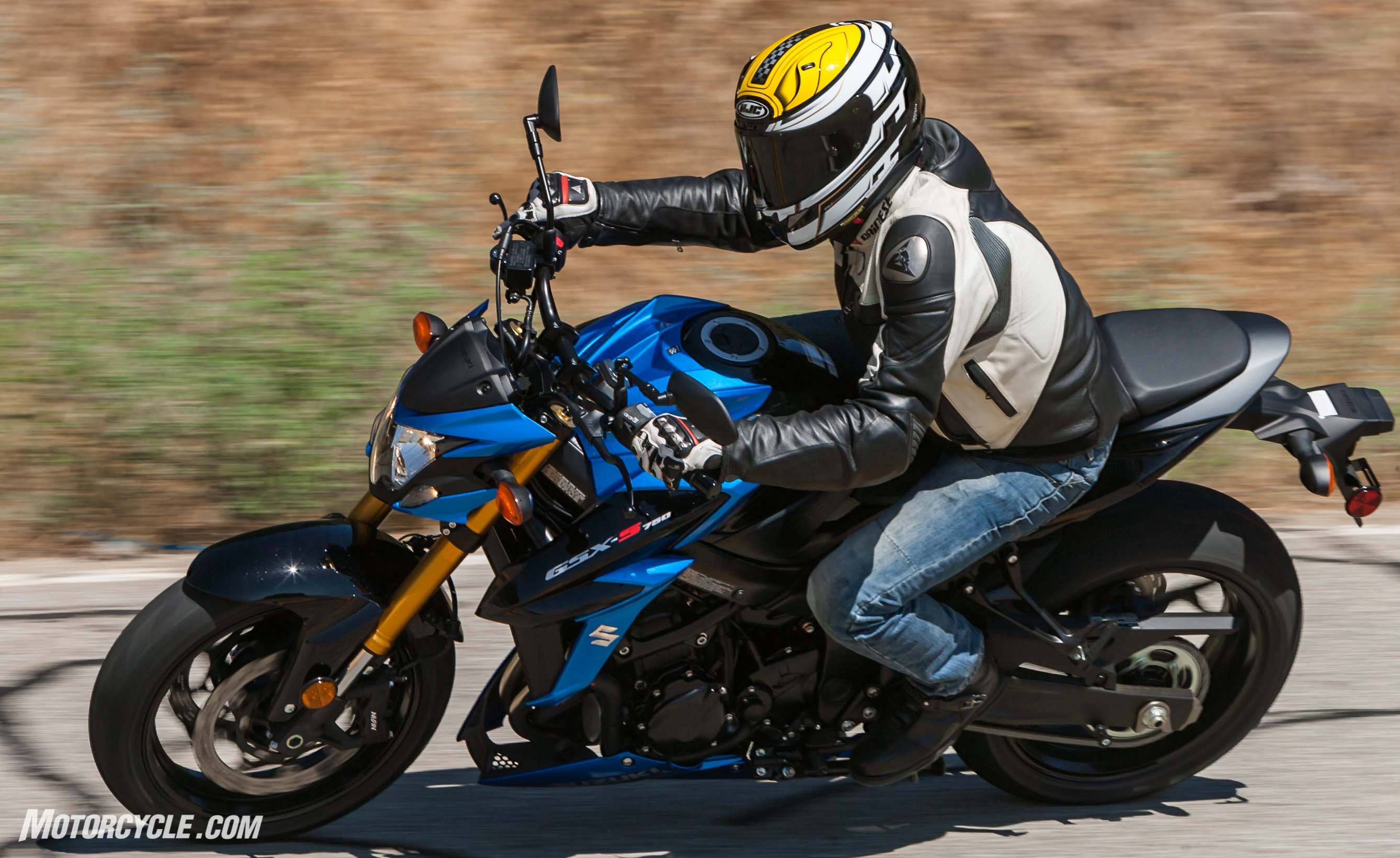 2018 Suzuki GSX-S750 Review - Motorcycle com First Ride