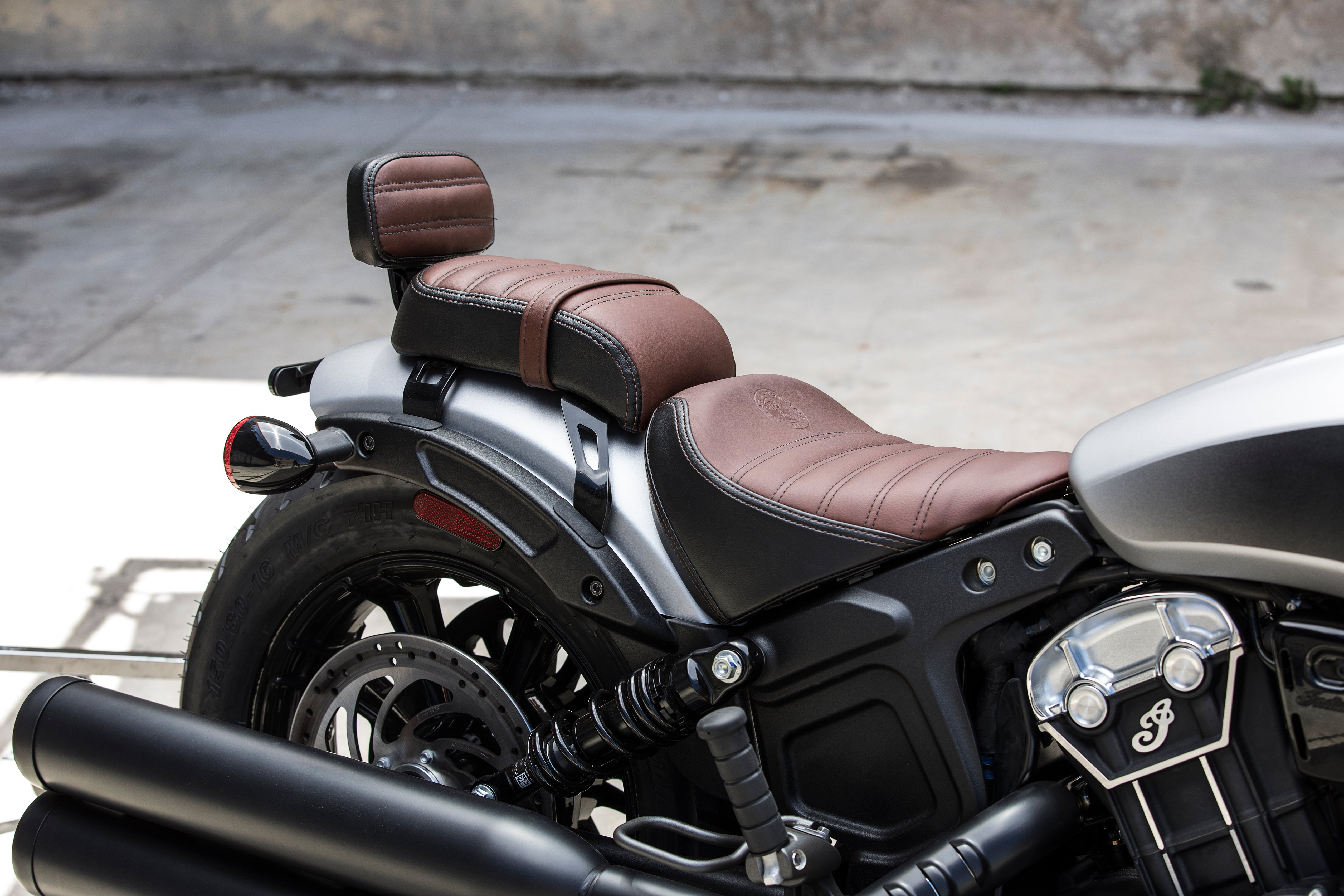 2018 Indian Scout Bobber Review First Ride Motorcycle Com