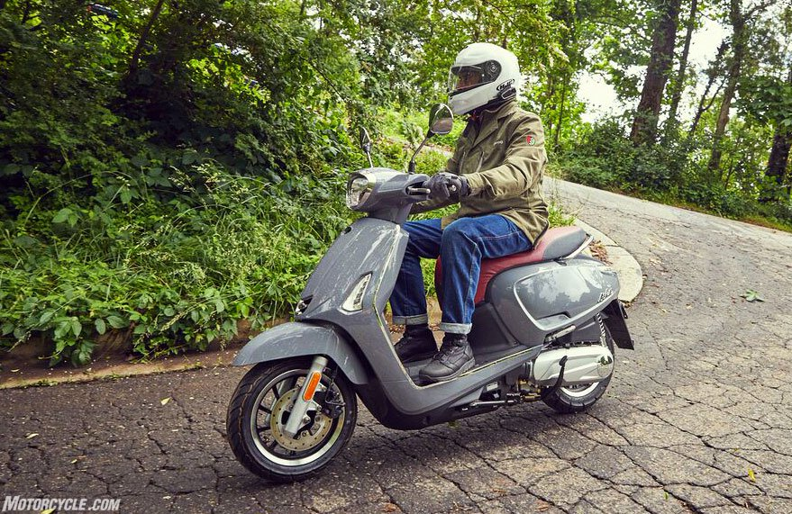 Best Scooter Of 2017 - Motorcycle com 2017 MOBO Awards