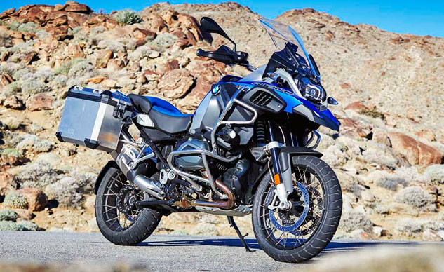 Next-Generation BMW R Models Confirmed in Recall on Current