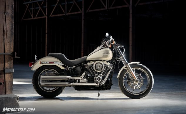 Harley-Davidson Softail Low Rider
