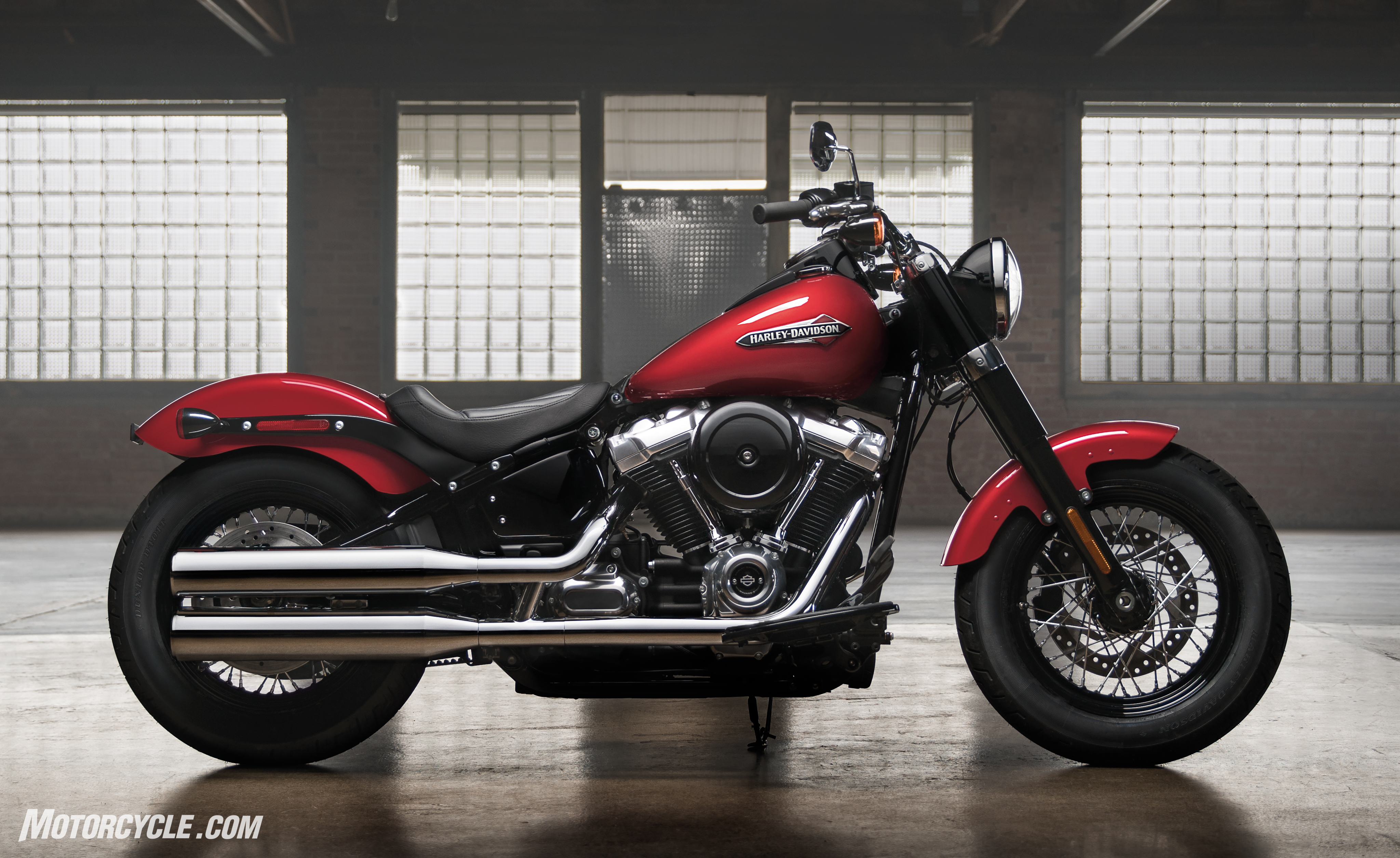 Harley-Davidson 2018 Softail Pictorial Overview