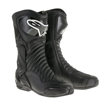 If your touring plans lay on the sporty side of the spectrum the SMX-6 V2 Gore-Tex ($329.95) is available in black shown above) and a black and white option. Sizes range 36-50 euro.