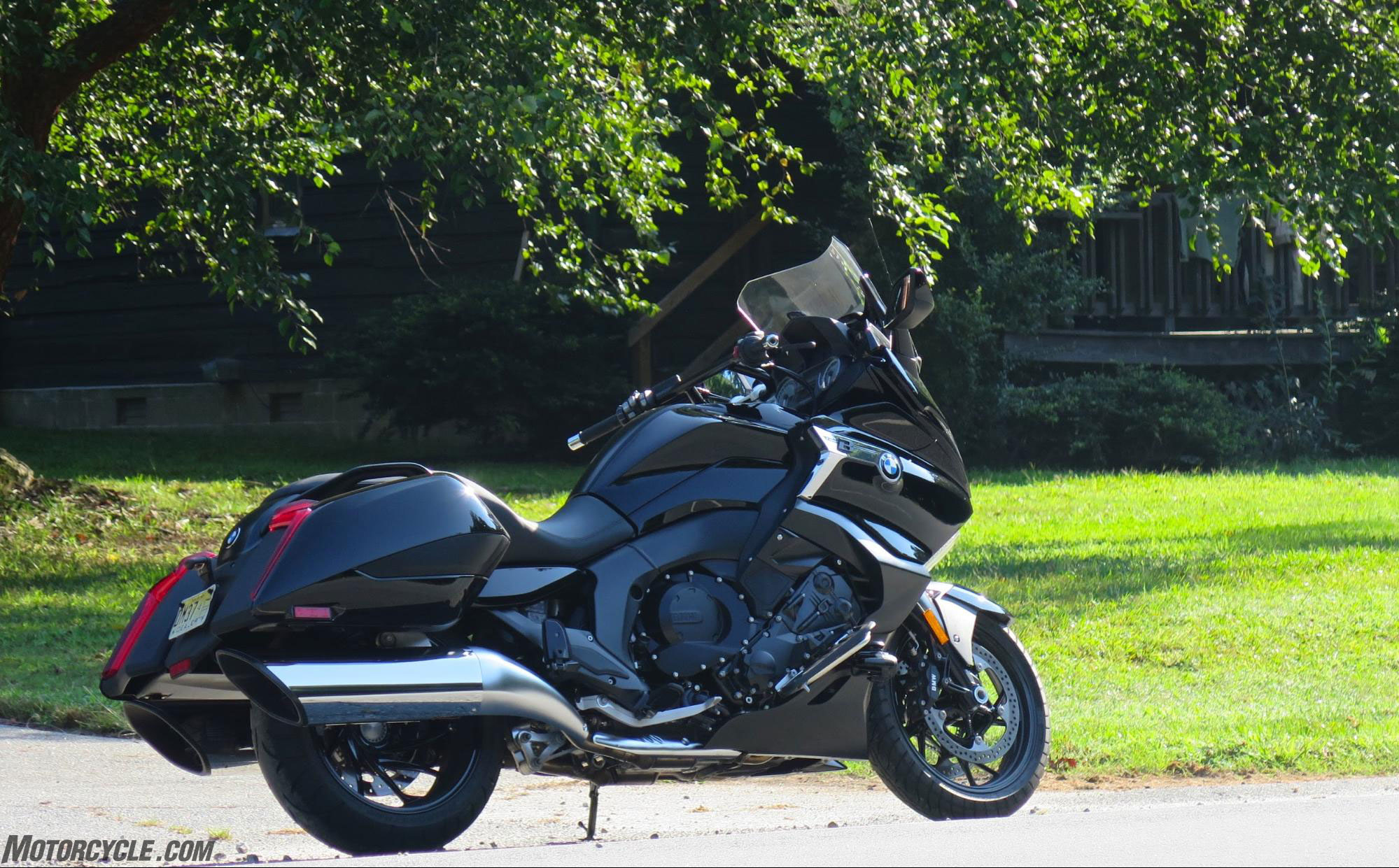2018 BMW K1600B Review - First Ride - Motorcycle com