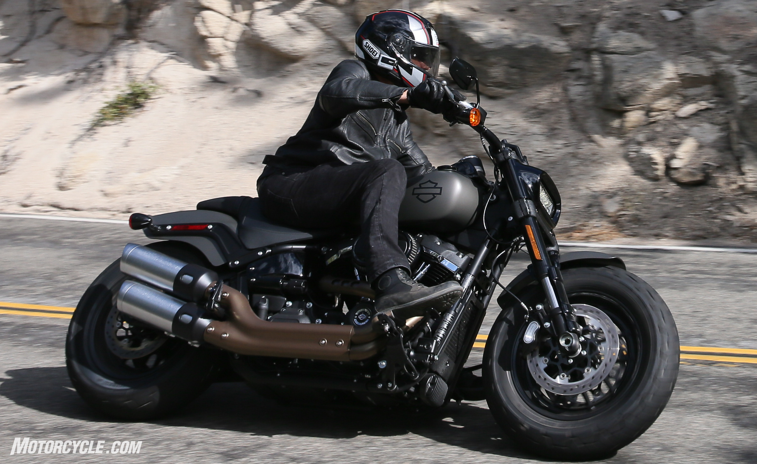 2018 harley davidson fat bob 114 review first ride