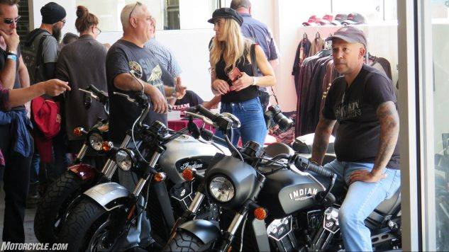 091317-2017-brooklyn-invitational-custom-motorcycle-show-indian-scout-bobber-showroom