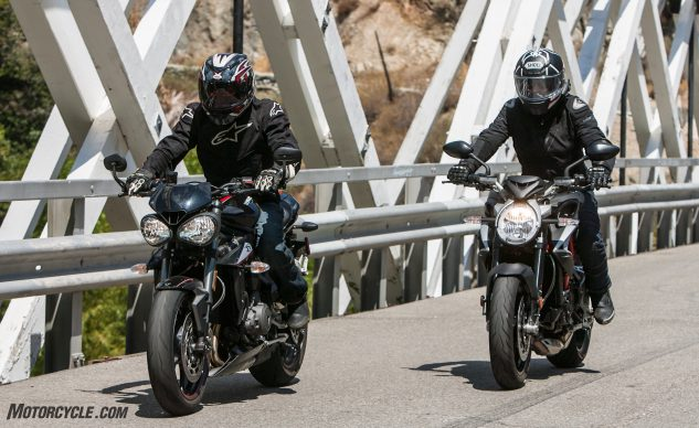 091317-mv-agusta-brutale-800-triumph-street-triple-rs-Euro-Streetfighters-Group-Action-1693