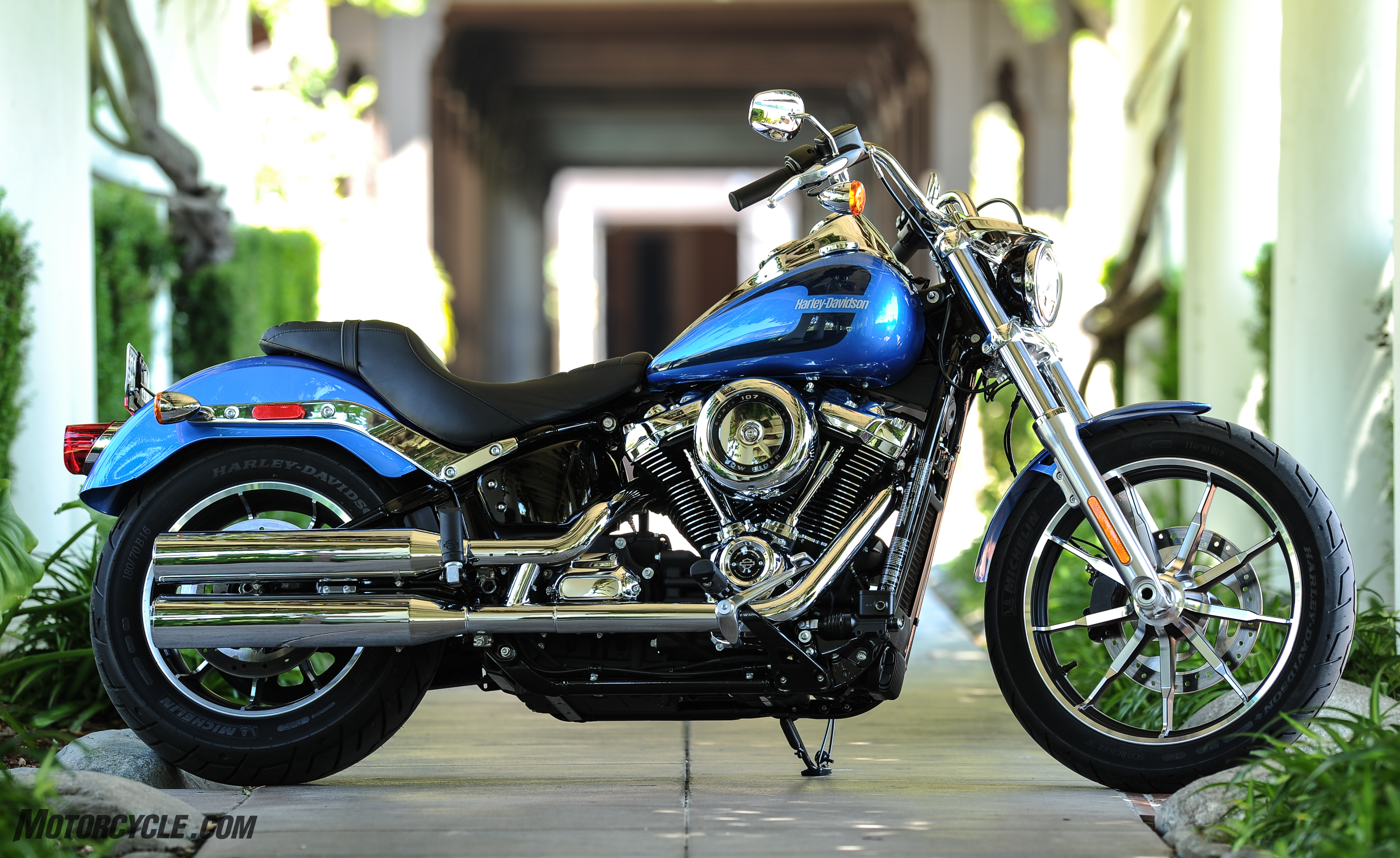 2018 harley davidson low rider review first ride. Black Bedroom Furniture Sets. Home Design Ideas