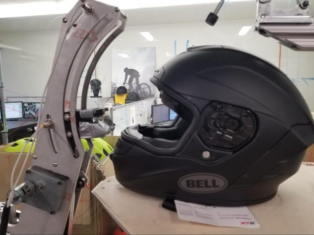 Bell Helmets DOME R&D Lab