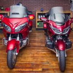 2017 and 2018 Honda Gold Wing