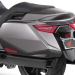 2018 Honda Gold Wing Muffler and Bags