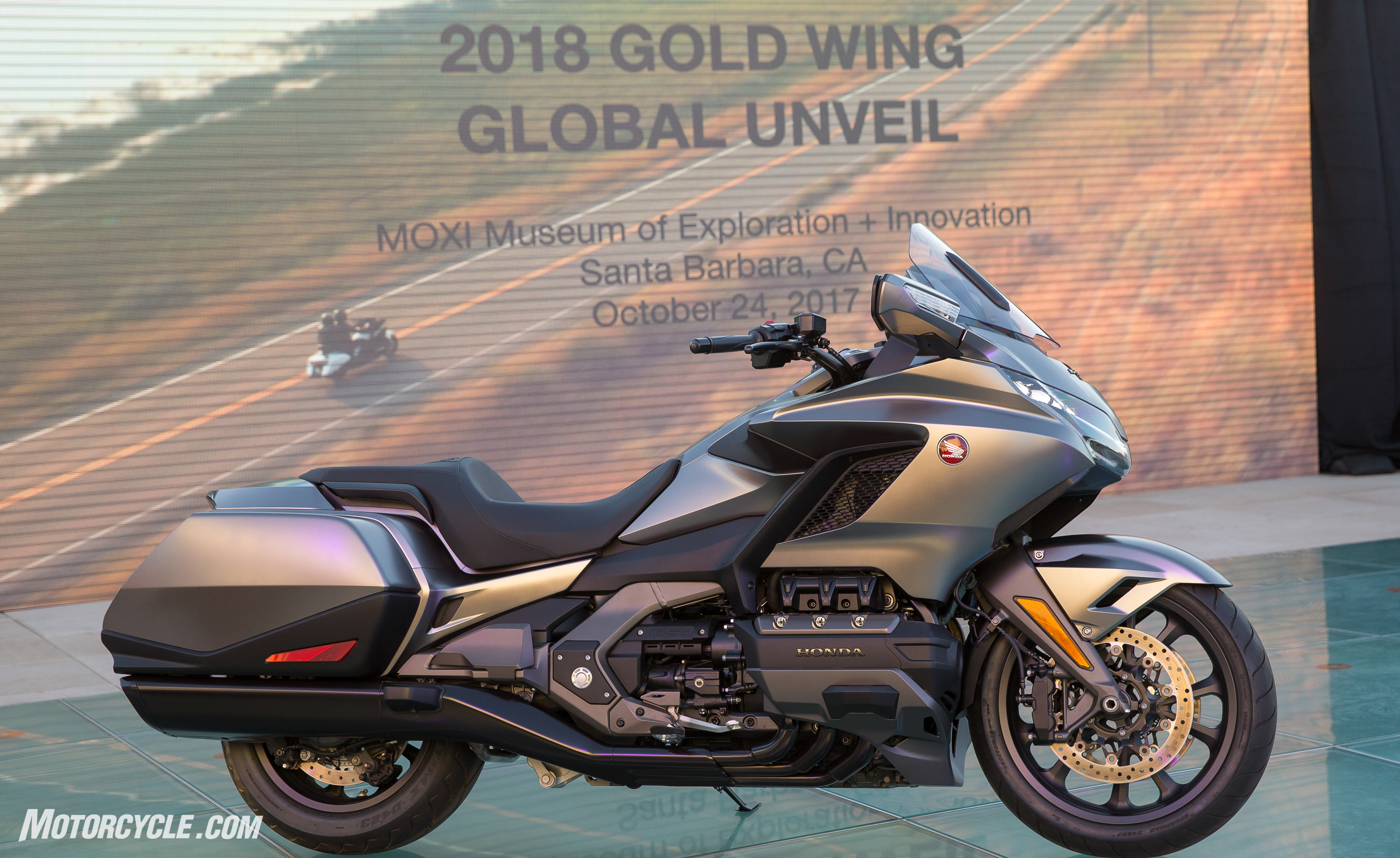 Top 10 Facts About The 2018 Honda Gold Wing