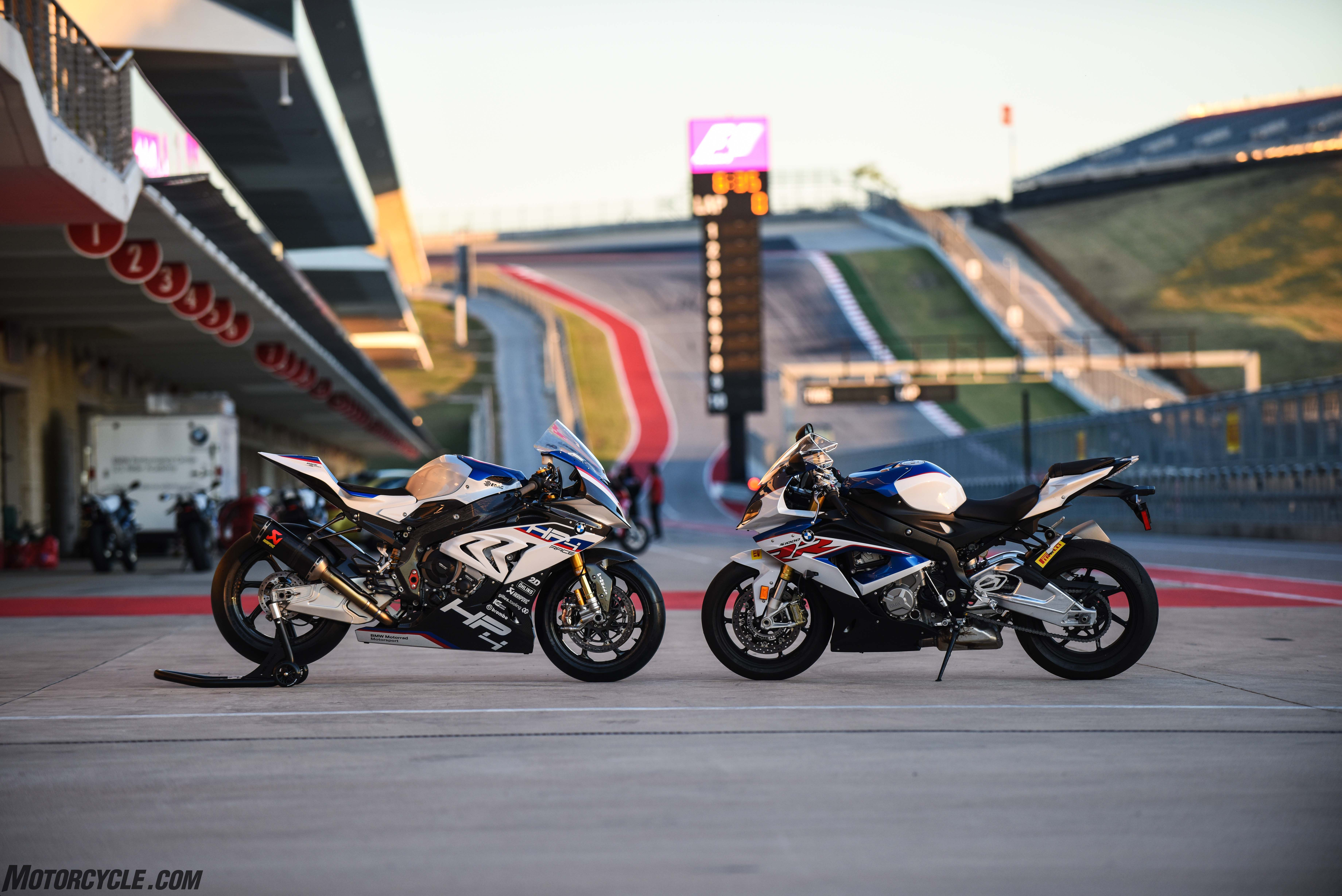 Bmw Hp4 Race Review First Ride Motorcycle Com