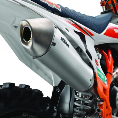 120517-2018-KTM 450 SX-F Factory Edition-Exhaust system
